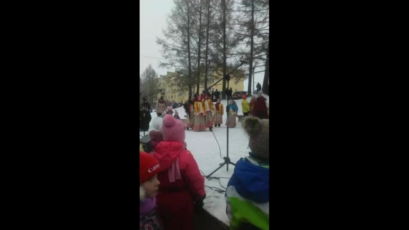 Антонина Гончарова - Live