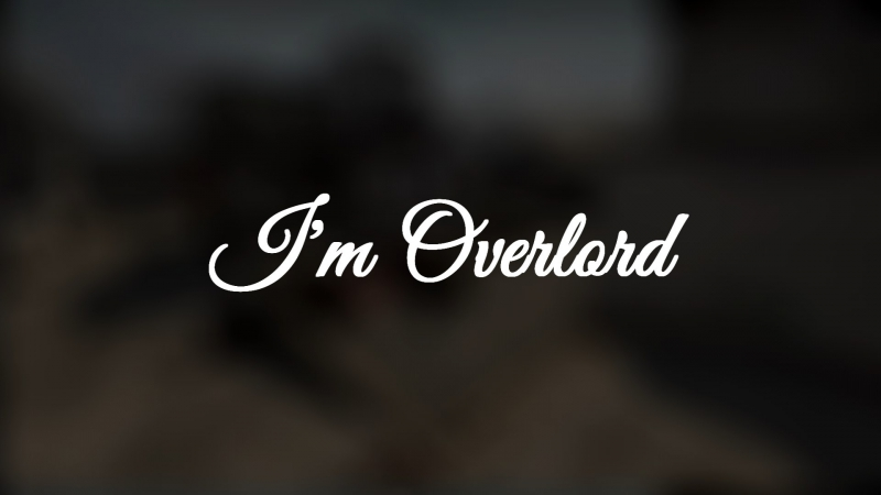 I'm Overlord