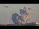 Syria Russian Syrian airstrikes in Idlib northeast Hama