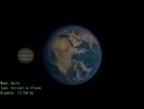 NON, la Terre n'est pas ronde ni plate. Allez,  je peu enfin vous le dire c'est en fait une grosse patate !