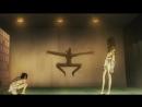Anime365 Встреча Симона и Вирала в тюрьме момент из аниме Tengen Toppa Gurren Lagann