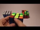 Как собрать кубик Рубика 3х3 _ Крест на Шапке.