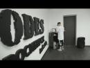 Занятие в студии Тодес Новосибирск Левый берег. Наш педагог - Денис Гофман.