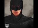 Justice League Facebook Masks.