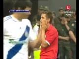 Лига Чемпионов 2008/09. Спартак (Москва) - Динамо Киев (Украина) - 1:4 (1:2).
