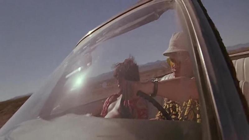 Два приятеля едут в Лас-Вегас...
