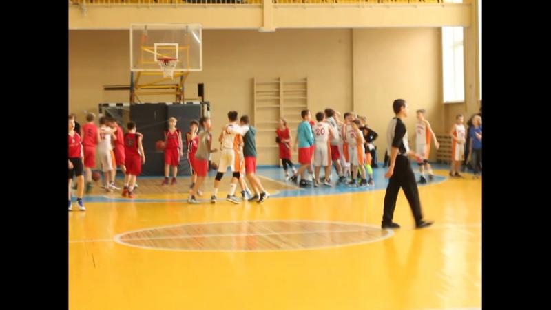 Приятные минуты победы! Чемпионат Киева 2006. Первая игра.