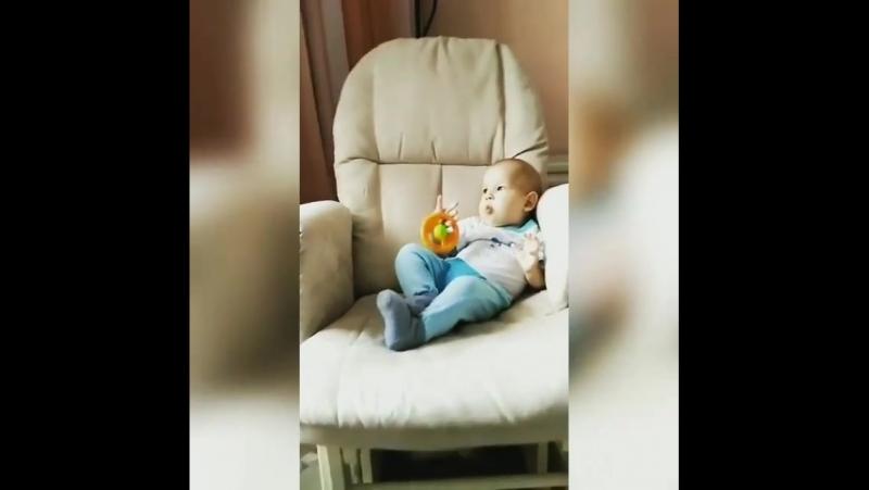 Кресло для кормления Tutti Bambini ✨