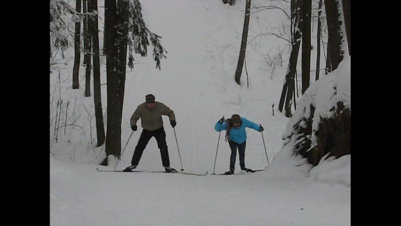 13.01.2013 Лыжники-Фуфлыжники (2)
