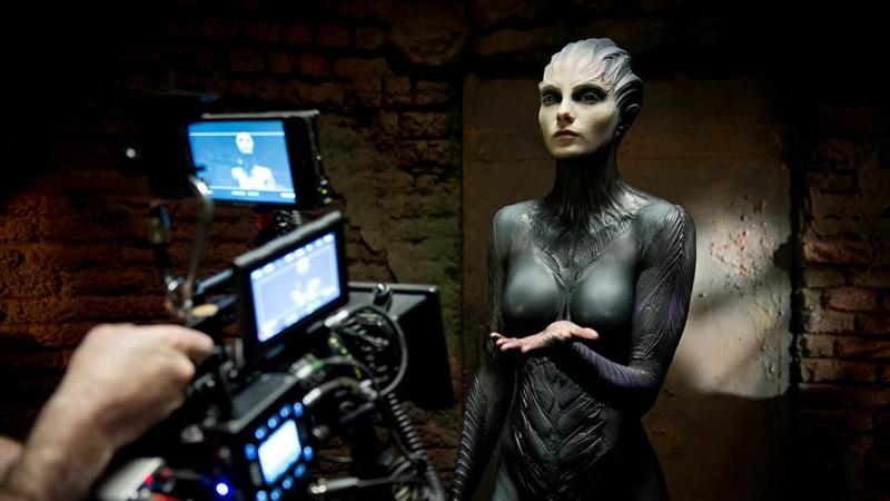 Вратарь галактики — (2019) Первые кадры российского фантастического блокбастера