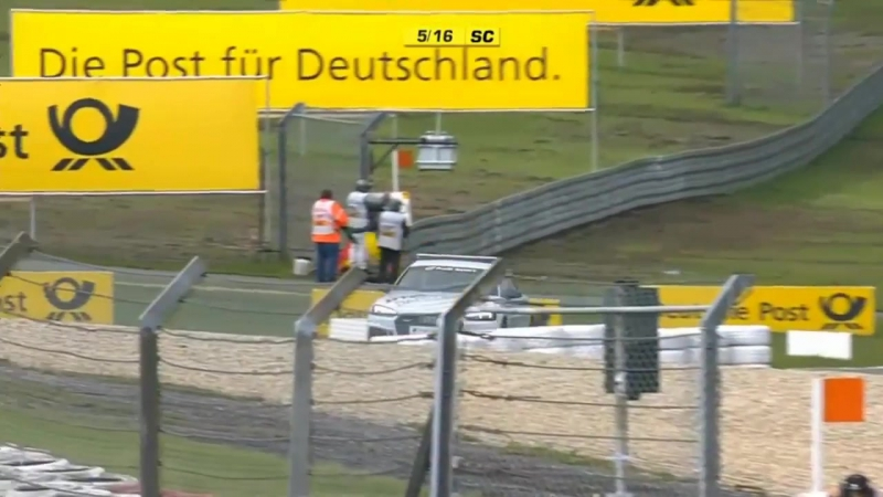 Audi Sport TT Cup 2017. Round 5. Nürburgring Race 2