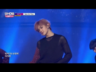180307 NCT U - Baby Dont Stop @ Show Champion