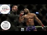 Yoel Romero vs Derek Brunson (by V O U K K A)