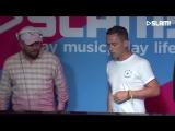 Sander Kleinenberg B2B Boris Smith - (DJ-set) SLAM!FM (29.08.2017)