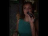 Владислава Щедрина поёт - А.Пугачева - Белый Снег
