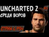 Черновласая бэйба, снится мне!|Uncharted 2: Среди Воров|Ps4 Pro| #3