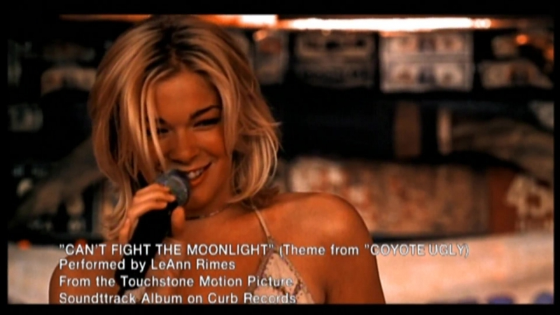 LeAnn Rimes - Can't Fight The Moonlight (2000)