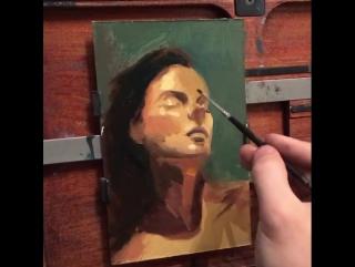 Портрет женщины ❤