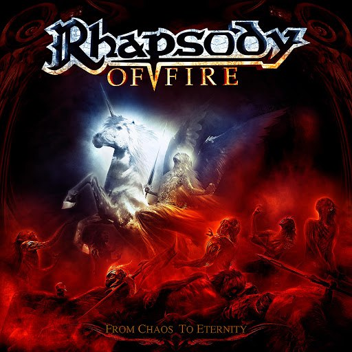Rhapsody of fire альбом From Chaos to Eternity