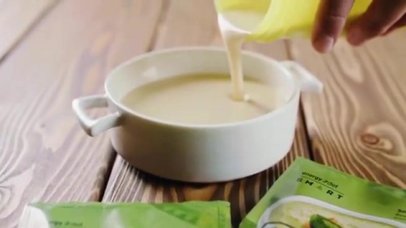 Гороховый суп от Energy Diet Smart 🍵