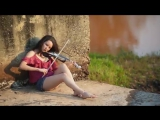 Кавер на электро-скрипке песни Bottle of Loneliness (El Mukuka ft. Kayla Jacobs)