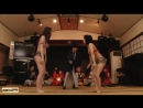 The Big Tits Dragon - Japanese Girls Wrestling