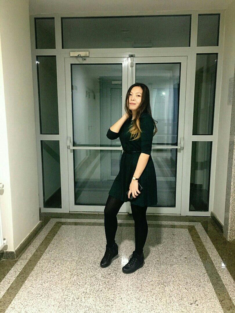 Найля Салимбаева, Усть-Каменогорск - фото №1