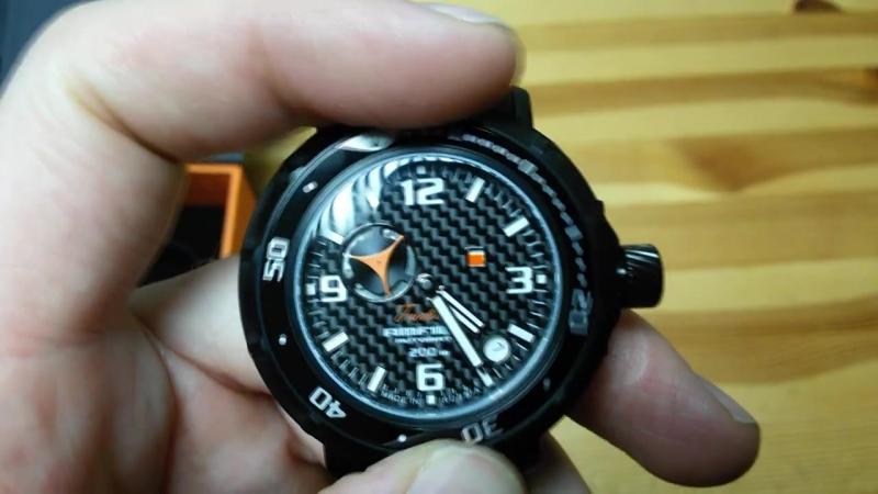 Часы Восток АМФИБИЯ ТУРБИНА 236700 Turbina