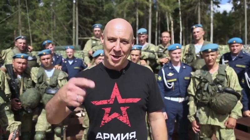 супер! Новинка от Дениса Майданова, клип про ВДВ