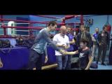 Что объединяет основателя мебельной фабрики и чемпиона по боксу Любовь к спорту и умение побеждать!