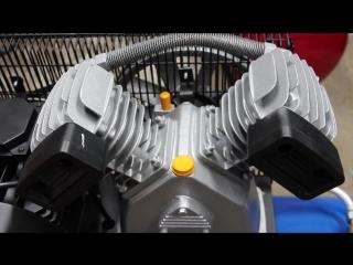 Сравнение компрессоров Fiac AB 100 515 Remeza 100 LB30 Fubag B5200