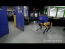 Новое видео от Boston Dynamics: