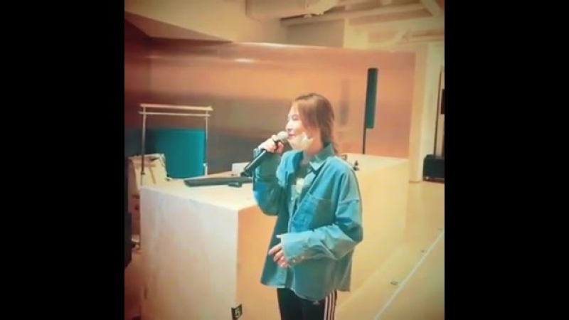 170930 웬디가 부르는 Redbone _ Wendy Singing Redbone
