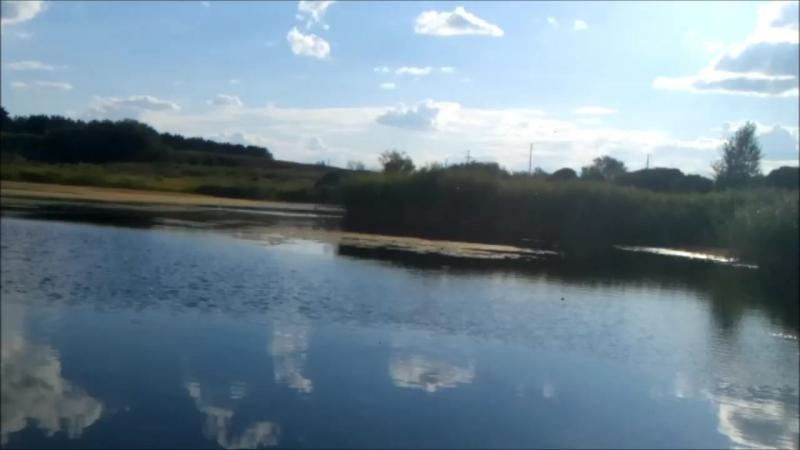 Озеро на «КАНЬОНЕ»