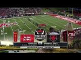 NCAAF 2017 Week 08 Louisiana Ragin' Cajuns - Arkansas State Red Wolves 1Н 19.10.2017 EN