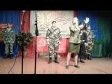 4 мая 2017 г с. Марица Льговского района,Фестиваль Военно патриотической пе