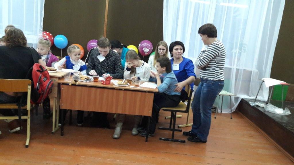 Городецкая организация инвалидов - организационное собрание родителей