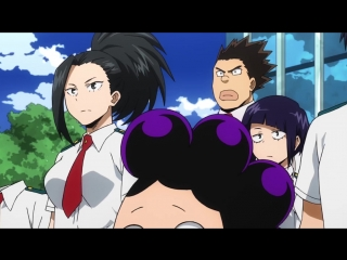 Первый трейлер   First trailer «Boku no Hero Academia 3»