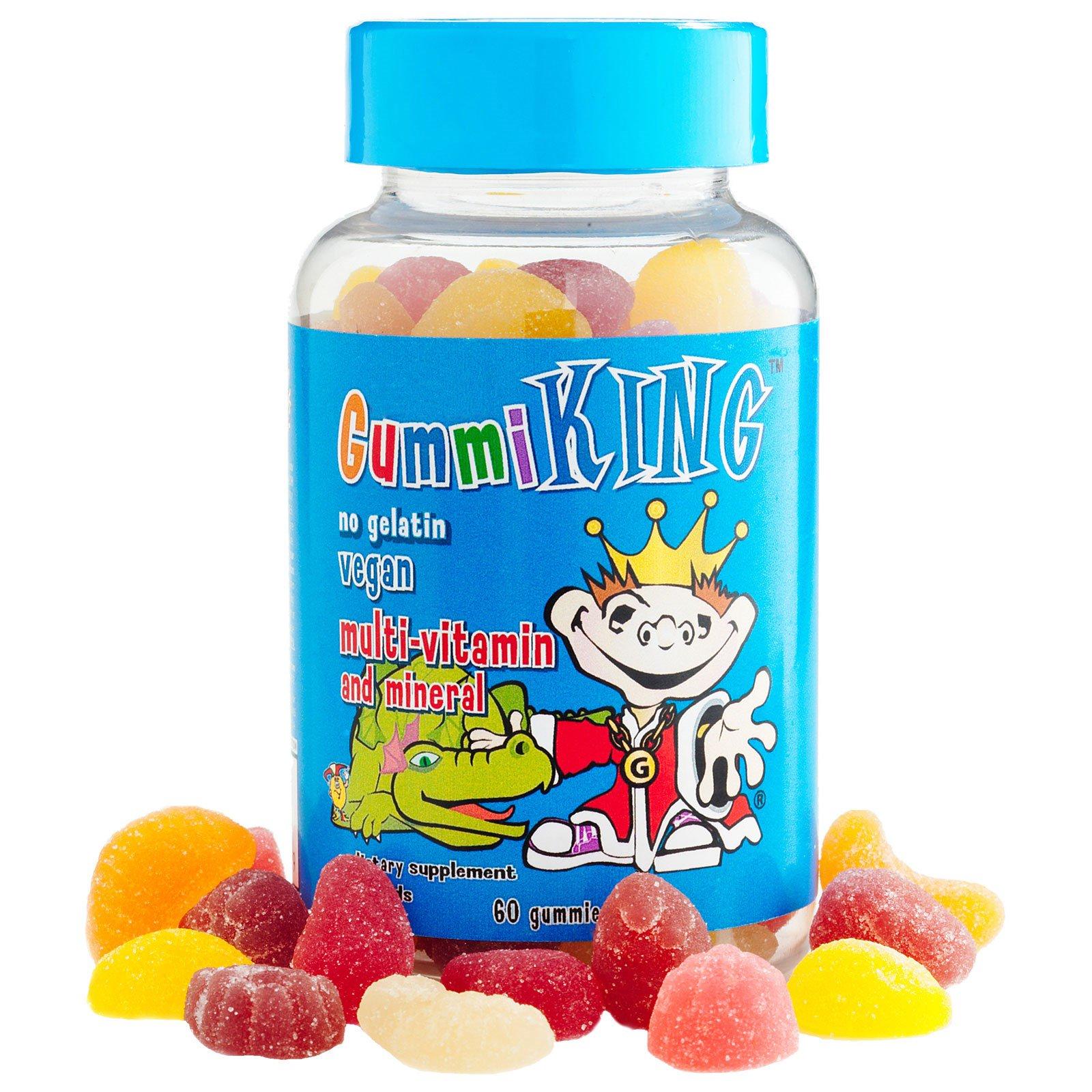 Каковы различные типы витаминов для детей?