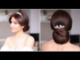 Elegant and Simple Wedding Hairstyles from Sarah Angius