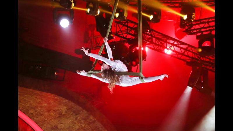 13-летняя гимнастка из Новосибирска заставила зал замереть! / АЛИНА ПИСЯЧ. К. ОРФ, «О, ФОРТУНА!» ИЗ «КАРМИНА БУРАНА»