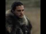 Джон Сноу - Красота спасёт мир [Bazinga] Game of thrones Игра Престолов