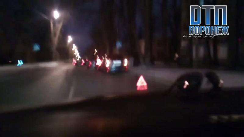 Воронеж Паровозик на Ленинградской 17 01 18