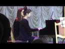 Фортепианная соната. ( ХI авторский концерт фортепианной музыки А.Гулая)