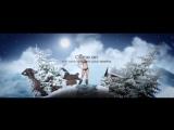 Абзаково - Банное с горы в бикини