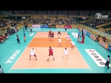 TOP 10 Best Volleyball Aces - Champions Cup 2017