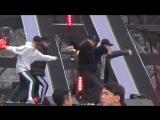 [fancam] 171101 Pyeongchang Olympic G-100 Concert @ Ko Ko Bop / Kai