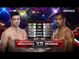 Fight Night Belem Free Fight Lyoto Machida vs Mark Munoz