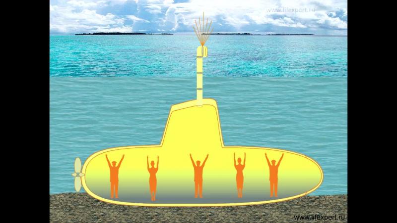 Подводная лодка (www.lifexpert.ru/)