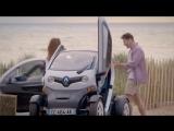 Renault Twizy on holidays __ Renault Twizy en vacances